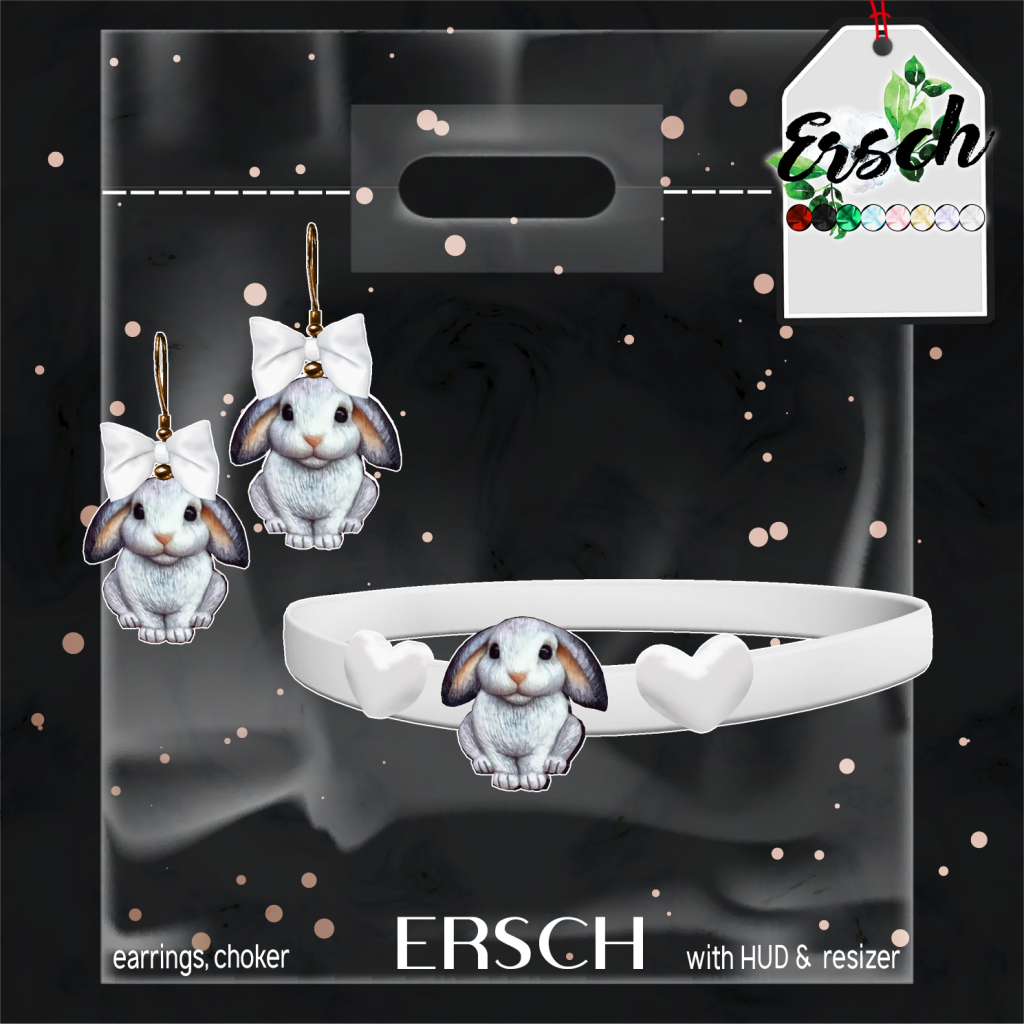 ERSCH - Bunny Accessories