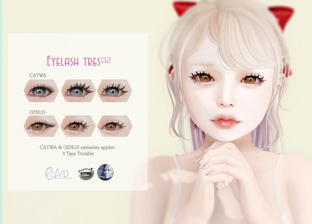 [PiAD] Eyelash Tres02