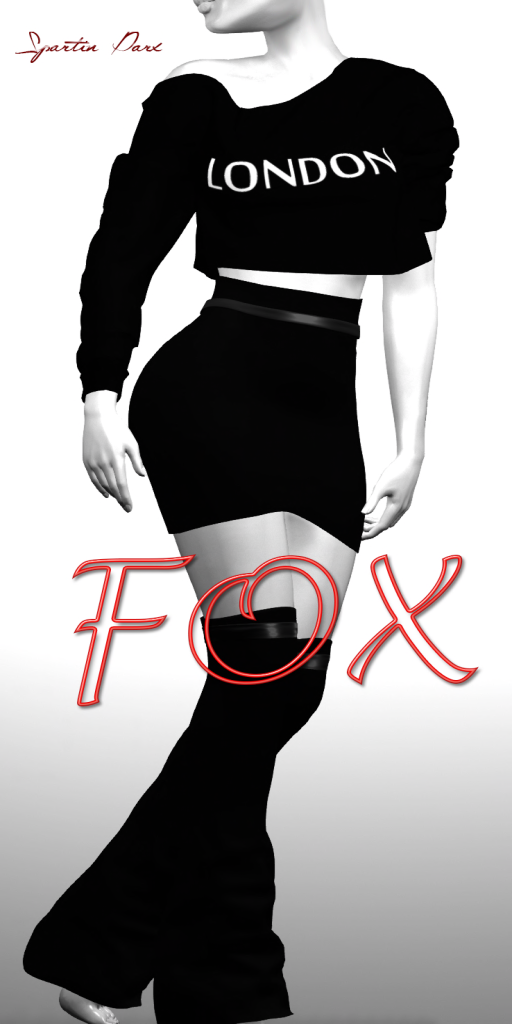 Spartin Parx - Fox Top / Skirt