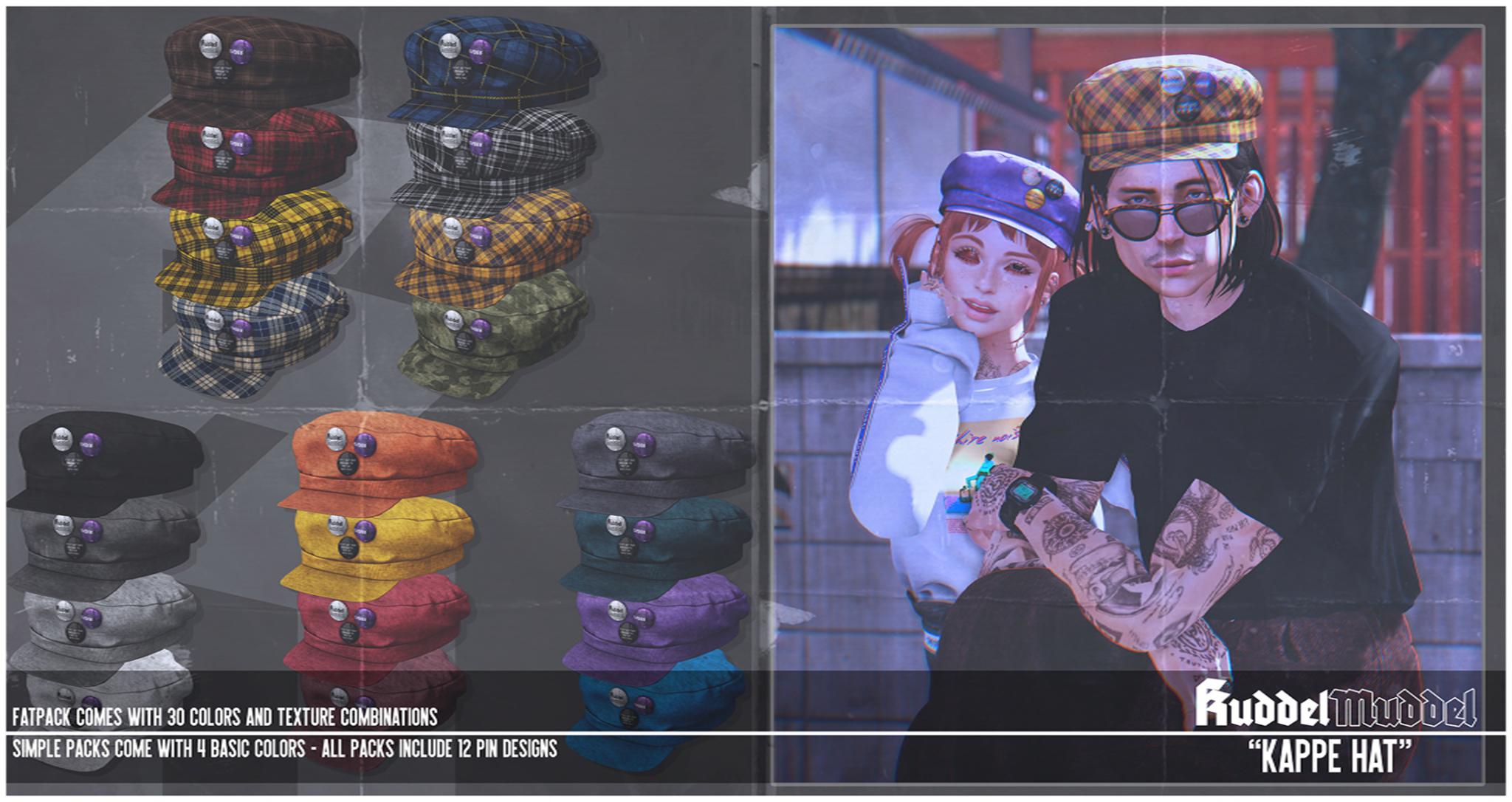 [KuddelMuddel] Kappe Hat