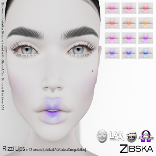 Zibska ~ Rizzi Lips