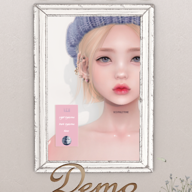 VCO ~ GENUS  'Momo' Skin Applier