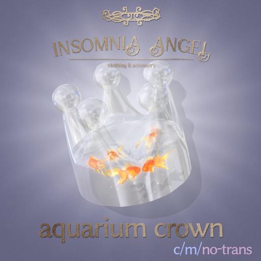 Insomnia Angel . aquarium crown AD.png