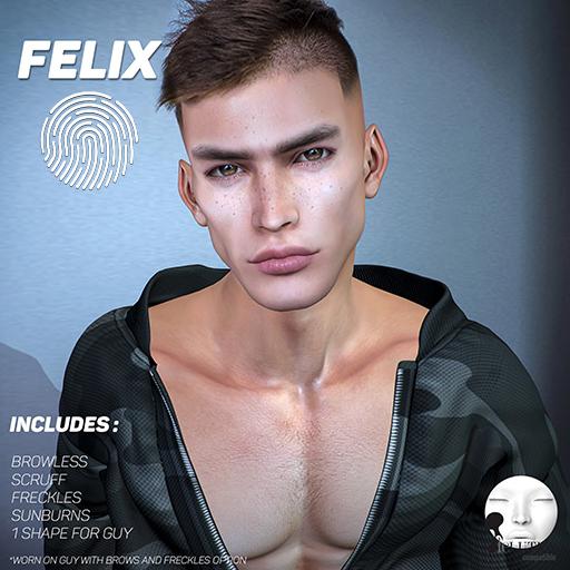 Clef de Peau - Felix skin AD.png
