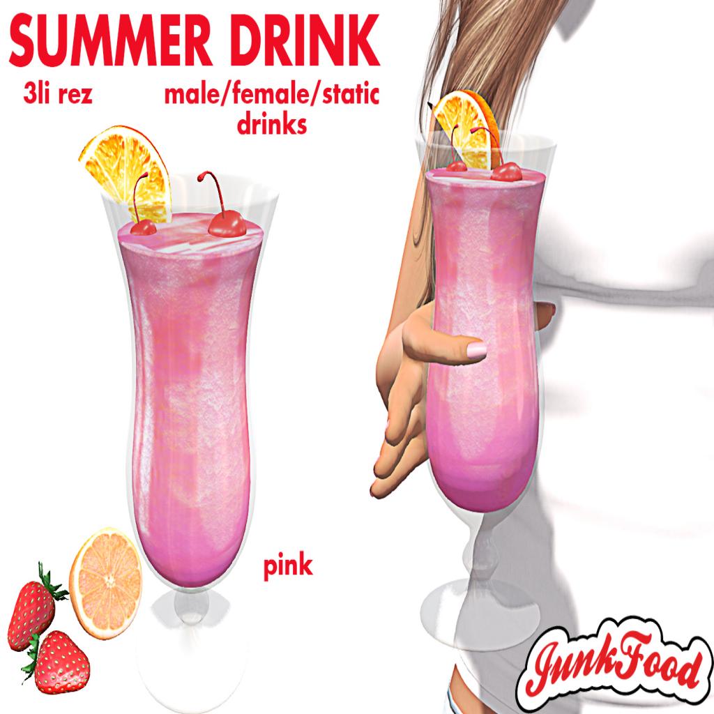 Junk Food - Summer Drink (Pink) Ad.png