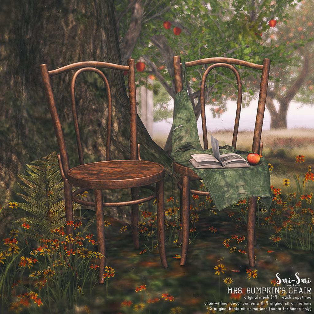 Sari-Sari - Mrs. Bumpkin's Chair Ad TSS.png