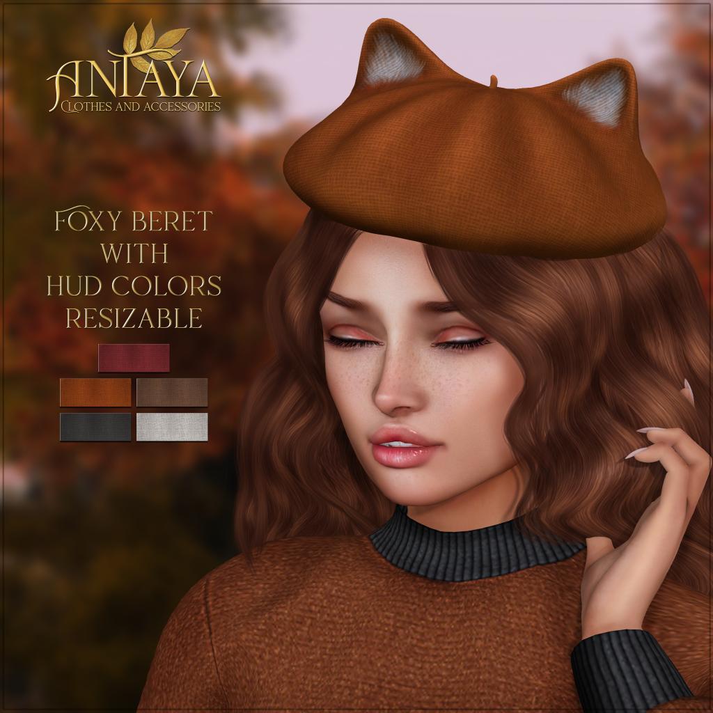 __ ANTAYA __ Foxy beret.png