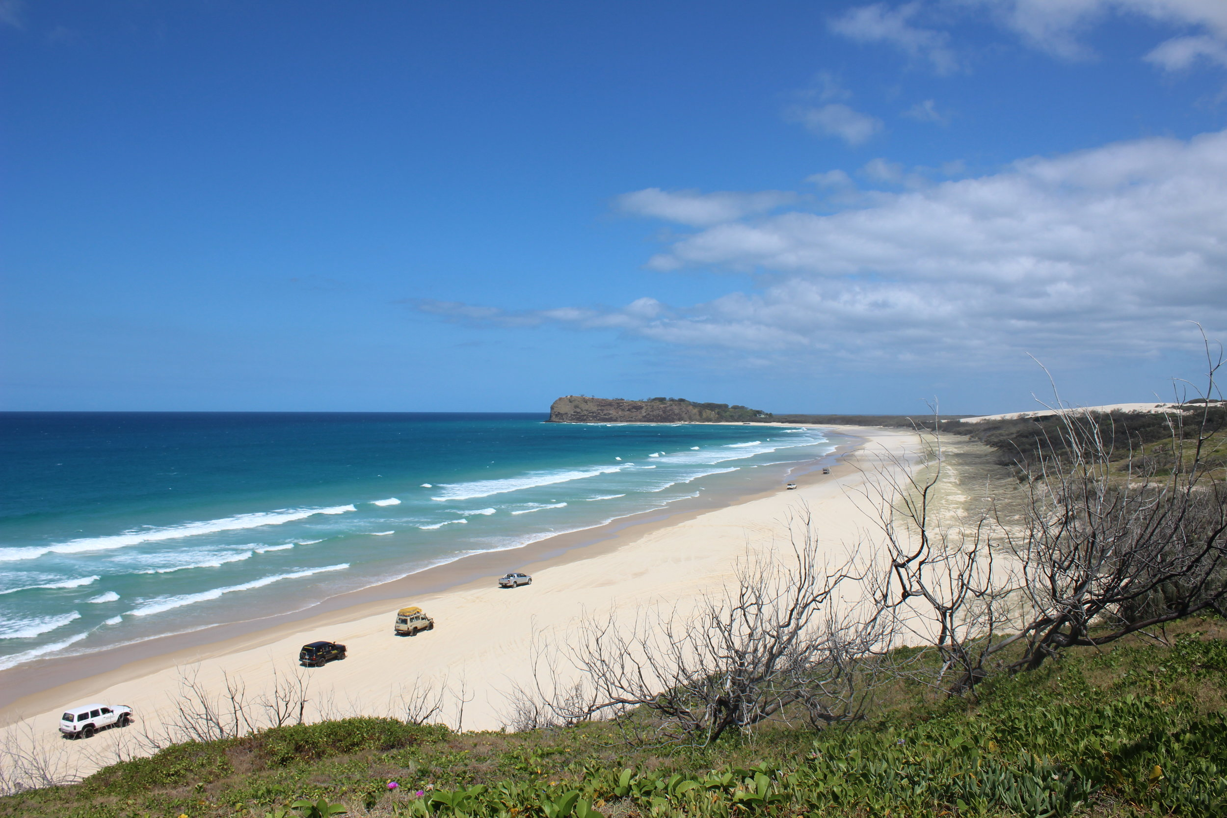 Fraser Island tour (Ana Rousseaud)