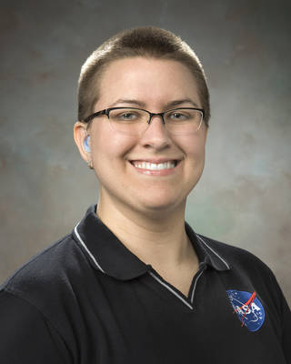 NASA's First Deaf Engineer in Active Mission Control Role Impresses -