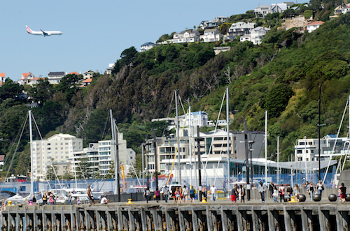 Waterfront - Wandering along the wonderful Wellington waterfront is one of the top 10 Wellington must-dos.The waterfront area hosts many annual Summer City events including Waitangi Day celebrations, the Positively Pasifika concert, Southeast Asian Night Market, dragon boat festival, and Chinese New Year, as well as the Guy Fawkes fireworks.