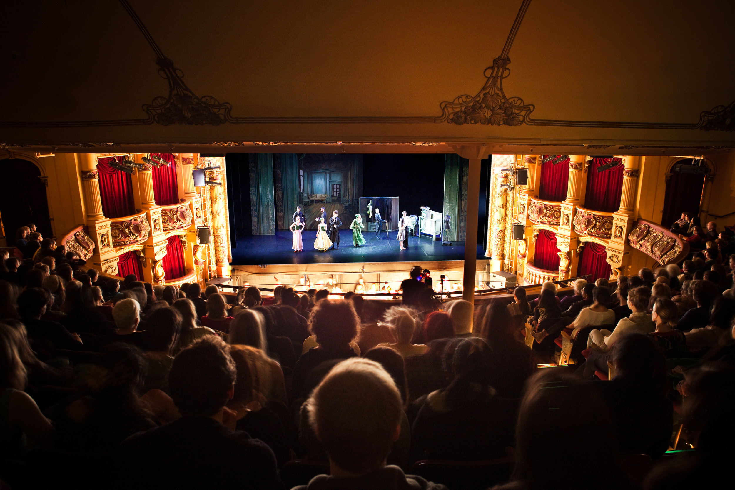 St. James Theatre- 3 minutes' walk