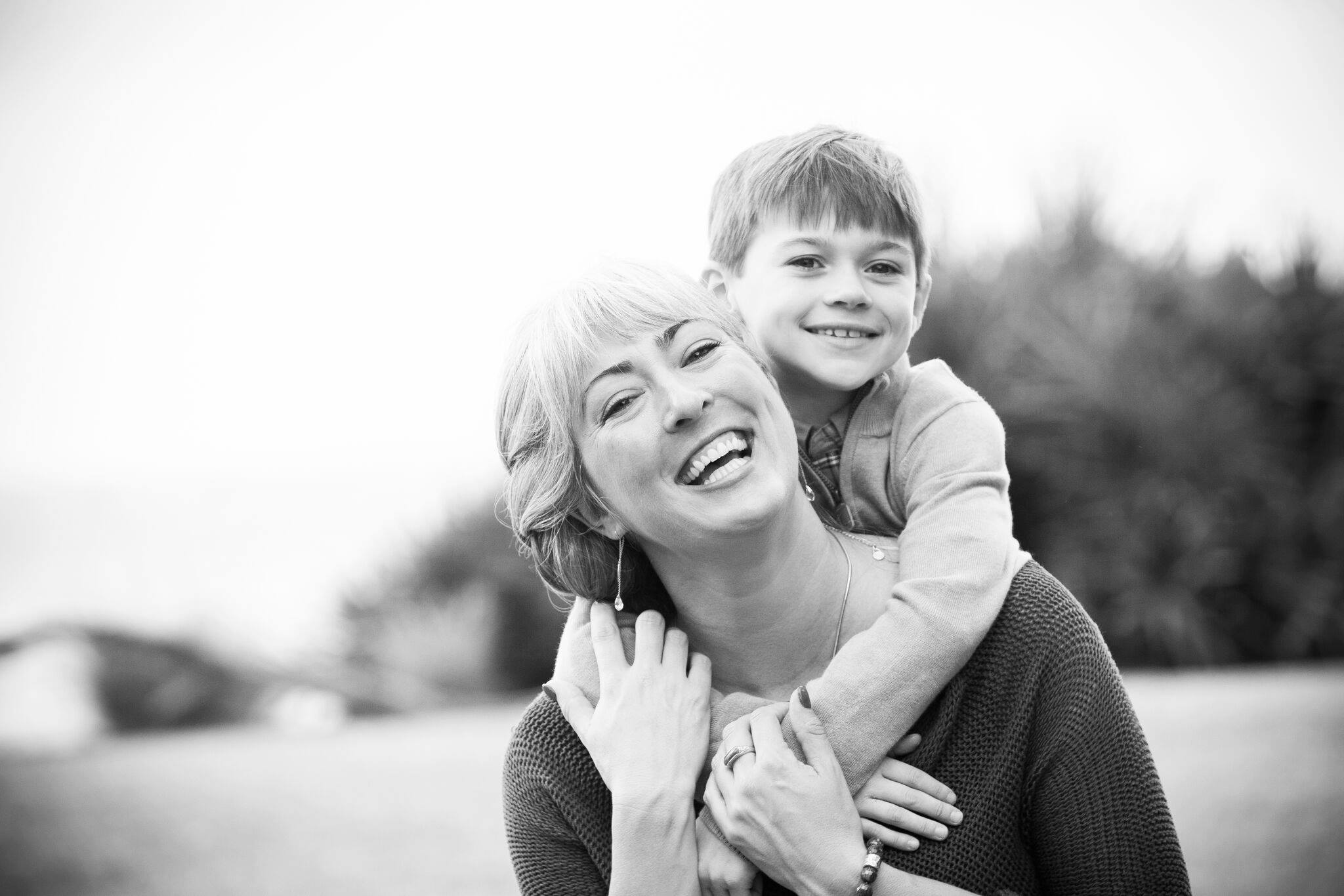 Stephanie and her nephew. Check her out at StephanieRichardson.com