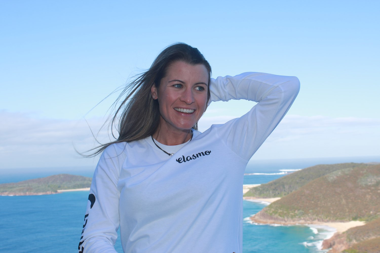 Lisa Mondy - Shark Conservationist, Shark bite survivor, inspirational speaker