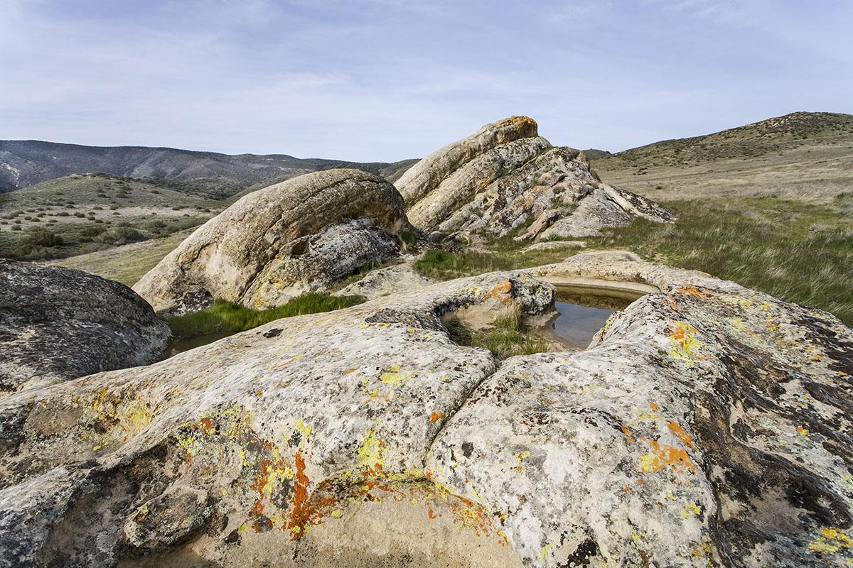 Selby Rocks. © Bill Bouton