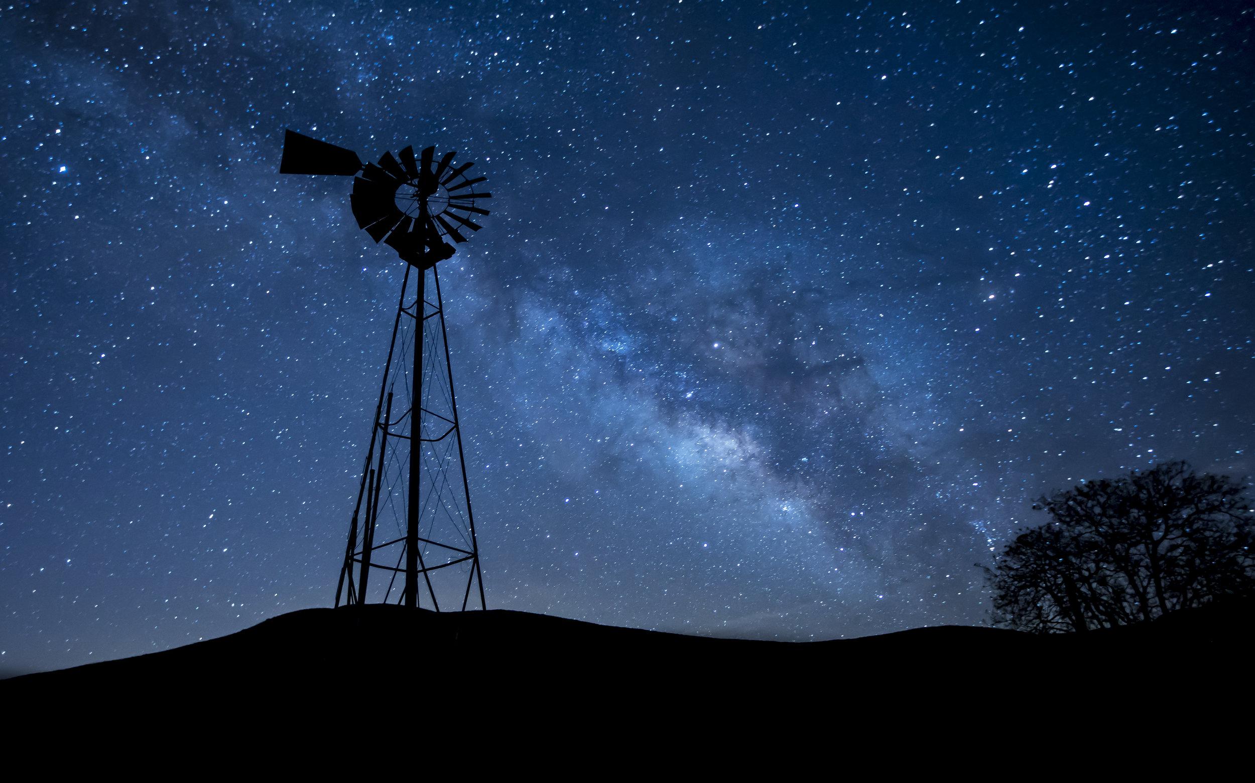Milky Way Over Carrizo. © Bob Wick, BLM
