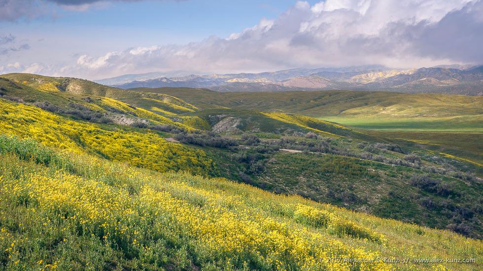 Storm Approaching Elkhorn Hills © Alexander S. Kunz