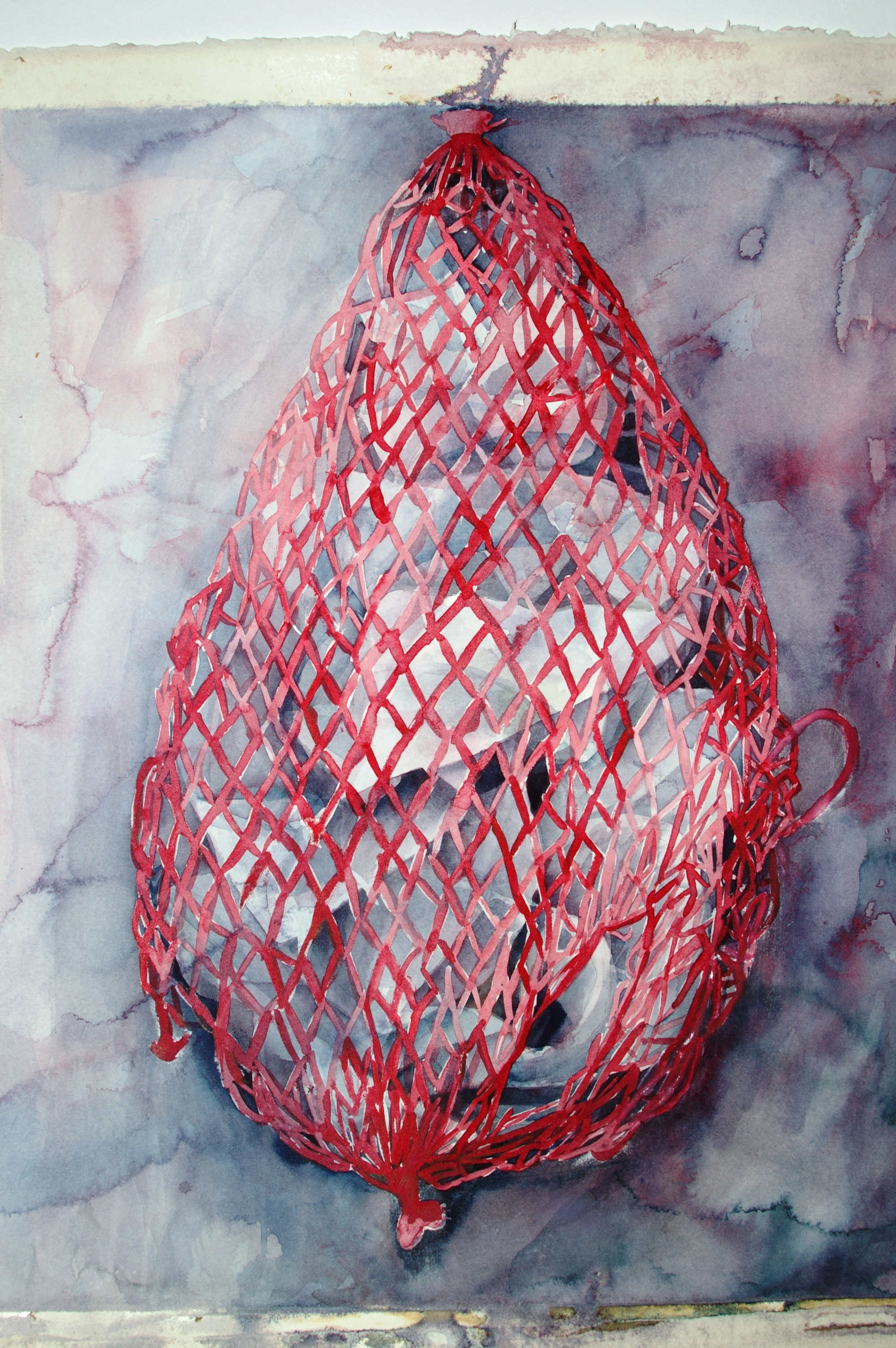 5_red net_watercolour_on_paper_2008.JPG