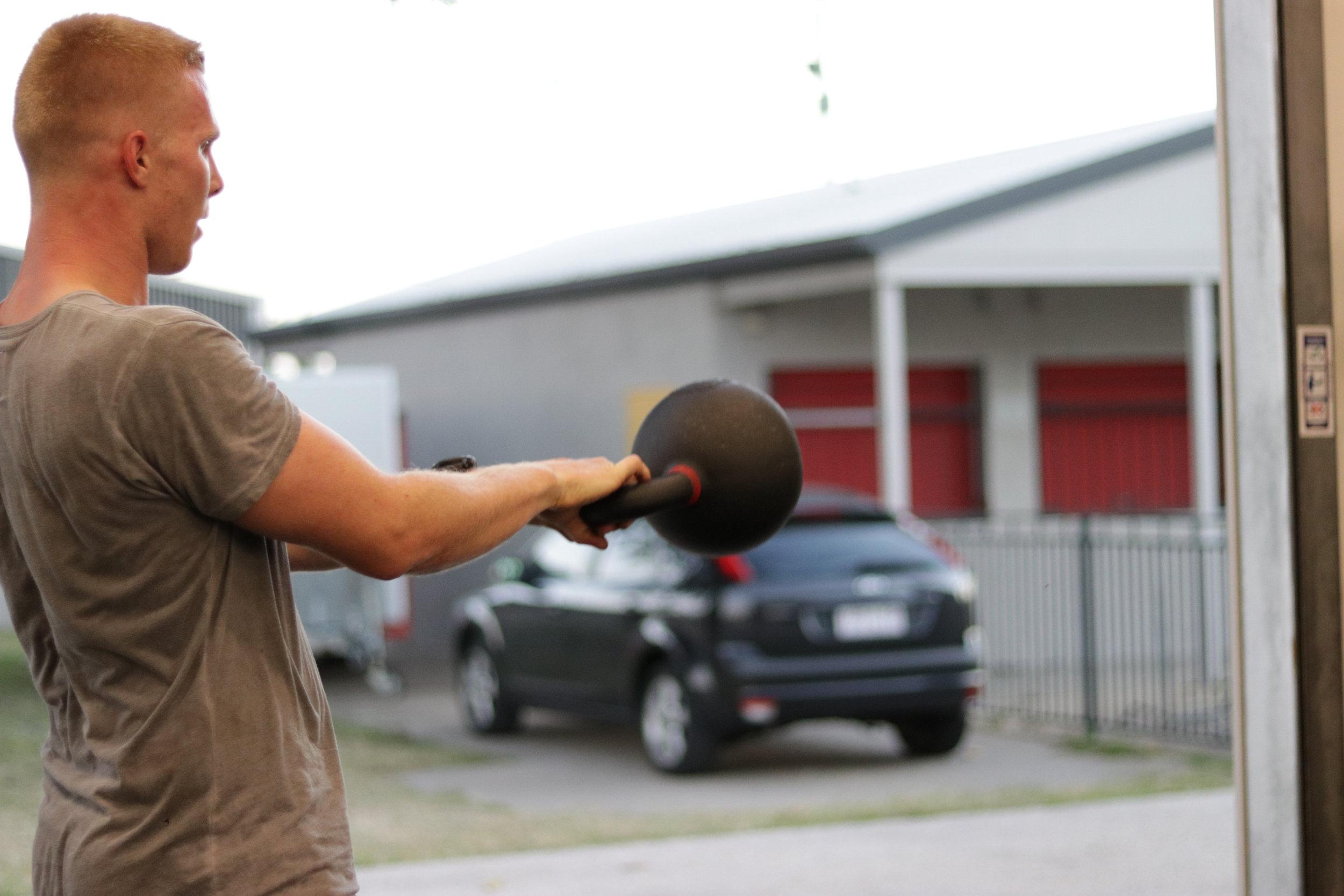 IKB - Integrated Kettlebell Training - Melt Fat - Get Strong