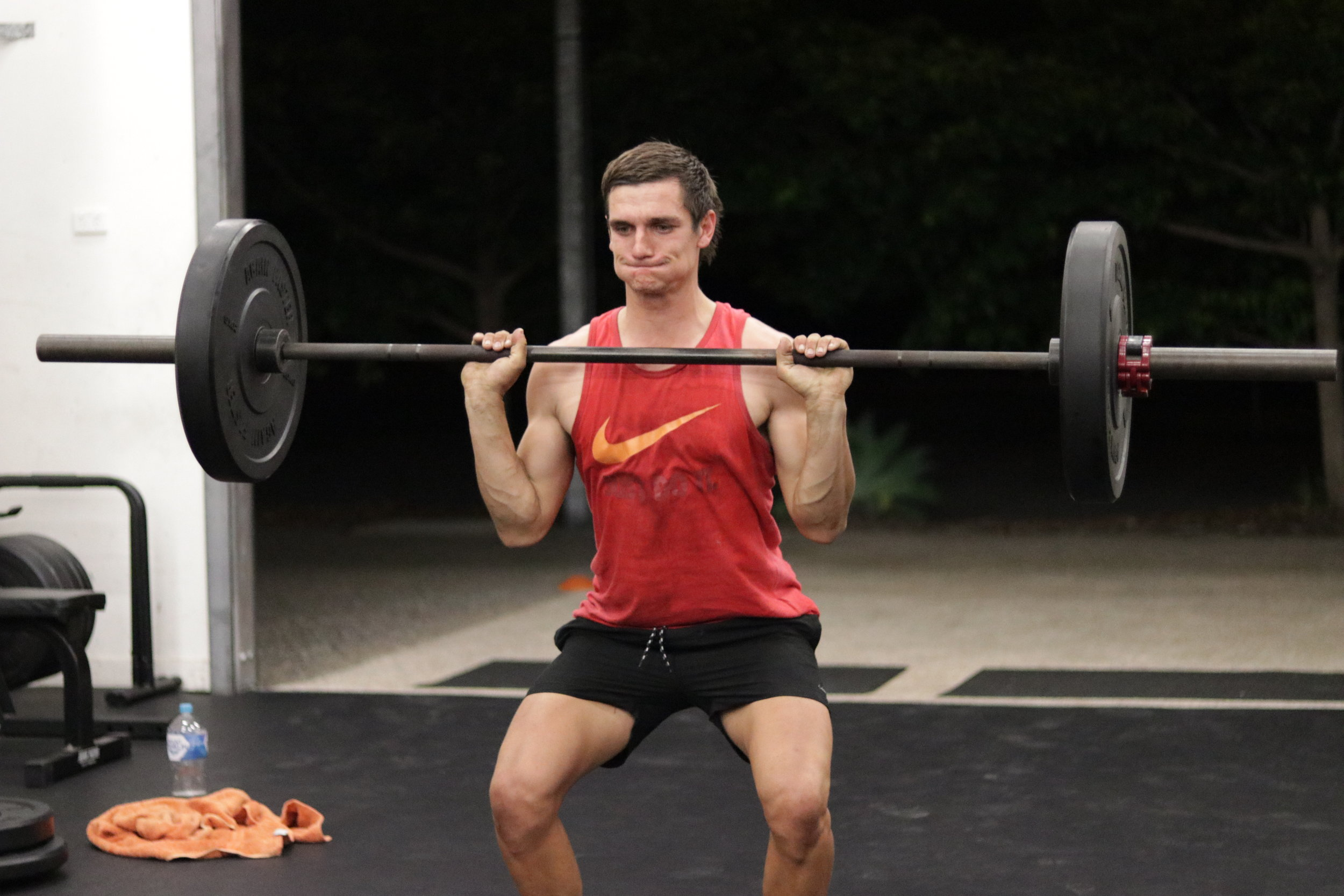 IBB - Integrated Barbell Training - Why the barbell? Squats, Deadlifts, Presses, Lunges, Cleans and Snatches that's why!