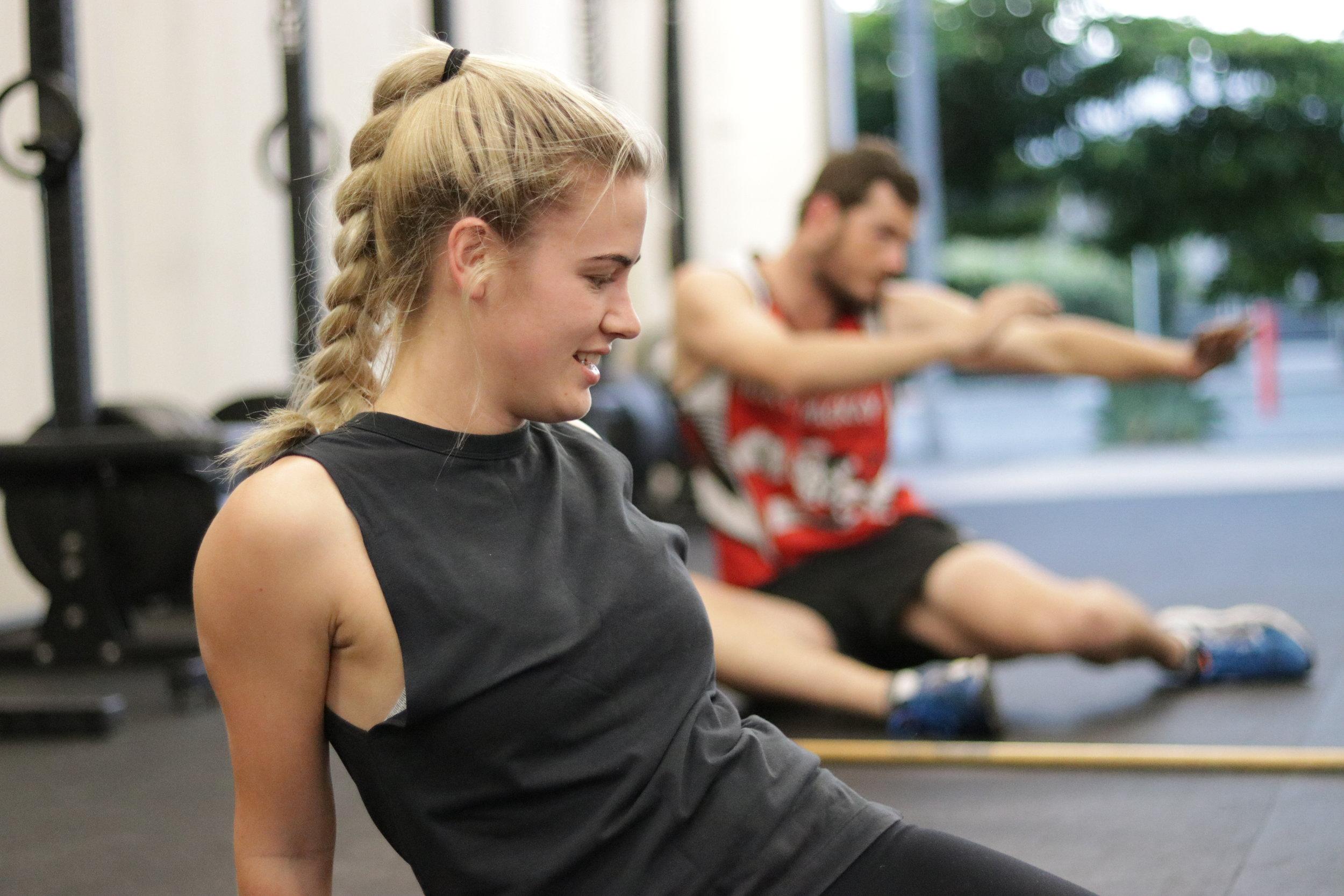 IHM - Integrated Human Movement - We run, jump, climb, hang, crawl, skip, bound, roll, shimmy, flip and twist.