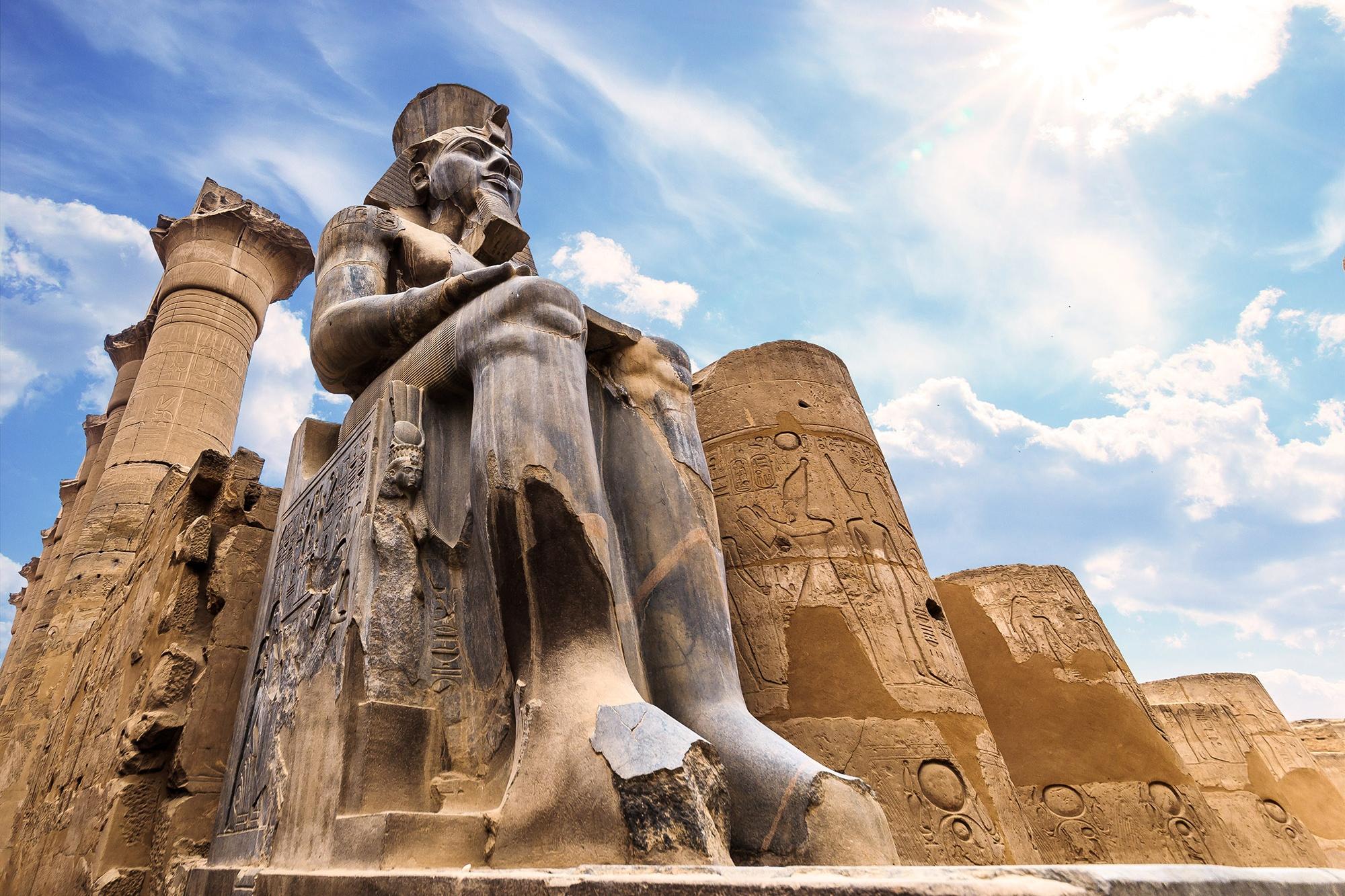 Nile River & Pharaohs by Dahabeyafrom 840 USD - 8 DaysCairo – Aswan – Luxor