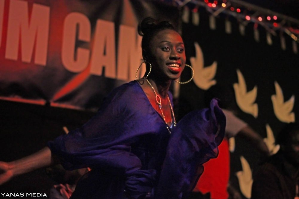 Eva Goudiaby    Senegalese Dance    Teacher, performer