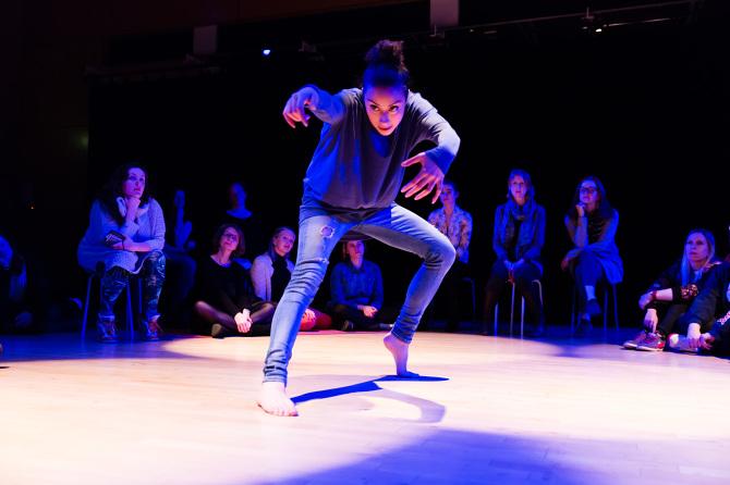 claricia kruithof    Contemporary, house, vougue,    teacher, performer, choreographer, producer