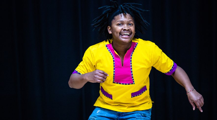 Tuesday 29th October 4-5pm   South African Gumboot Dancing  with Morgan Njobo  Venue: Kinning Park Complex, Glasgow   DROP IN, JUST COME ON OVER!