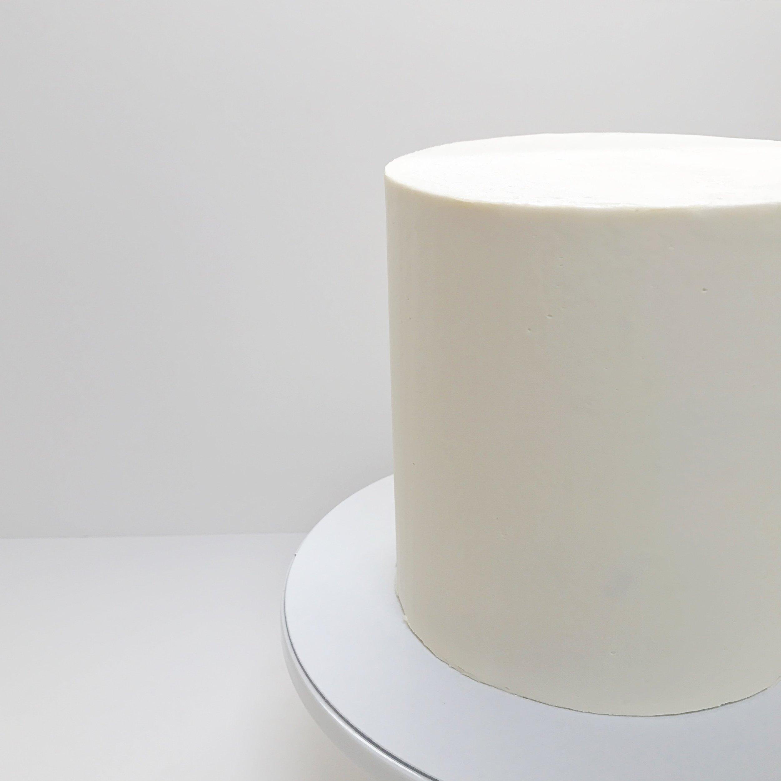 Smooth Buttercream Cake White.JPG