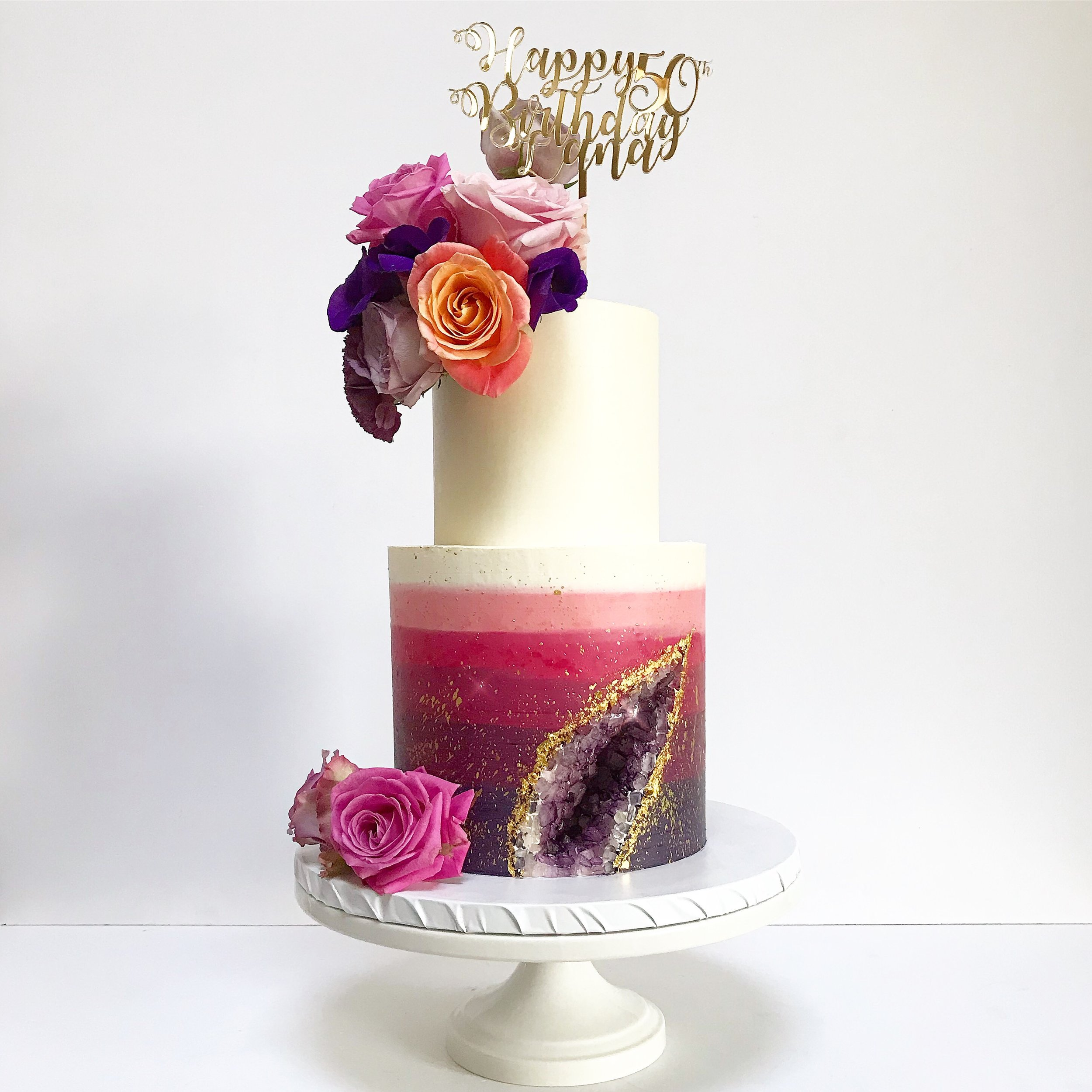 Bespoke Celebration Cakes -