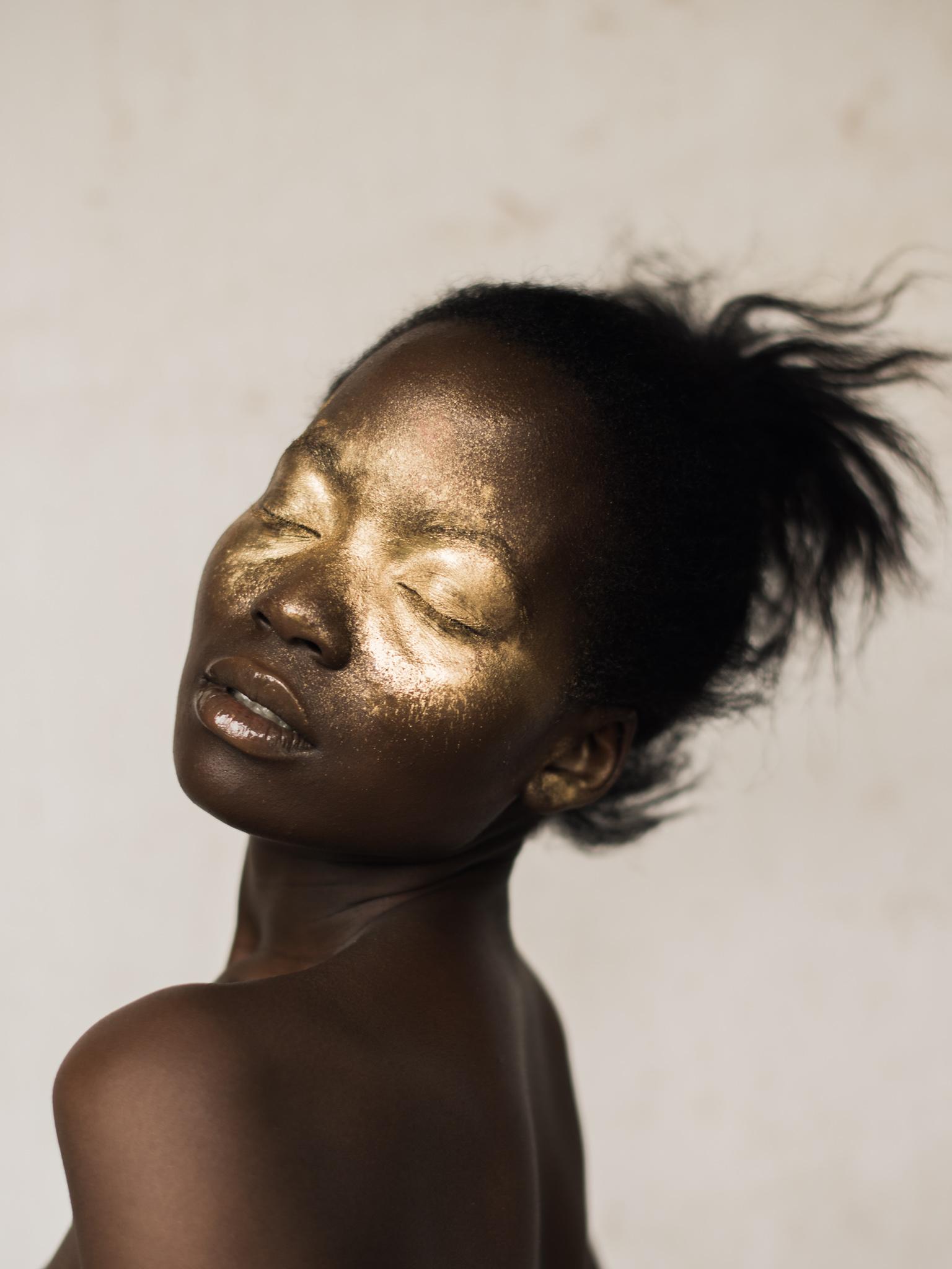 Black & Gold - FELA WIVES MU