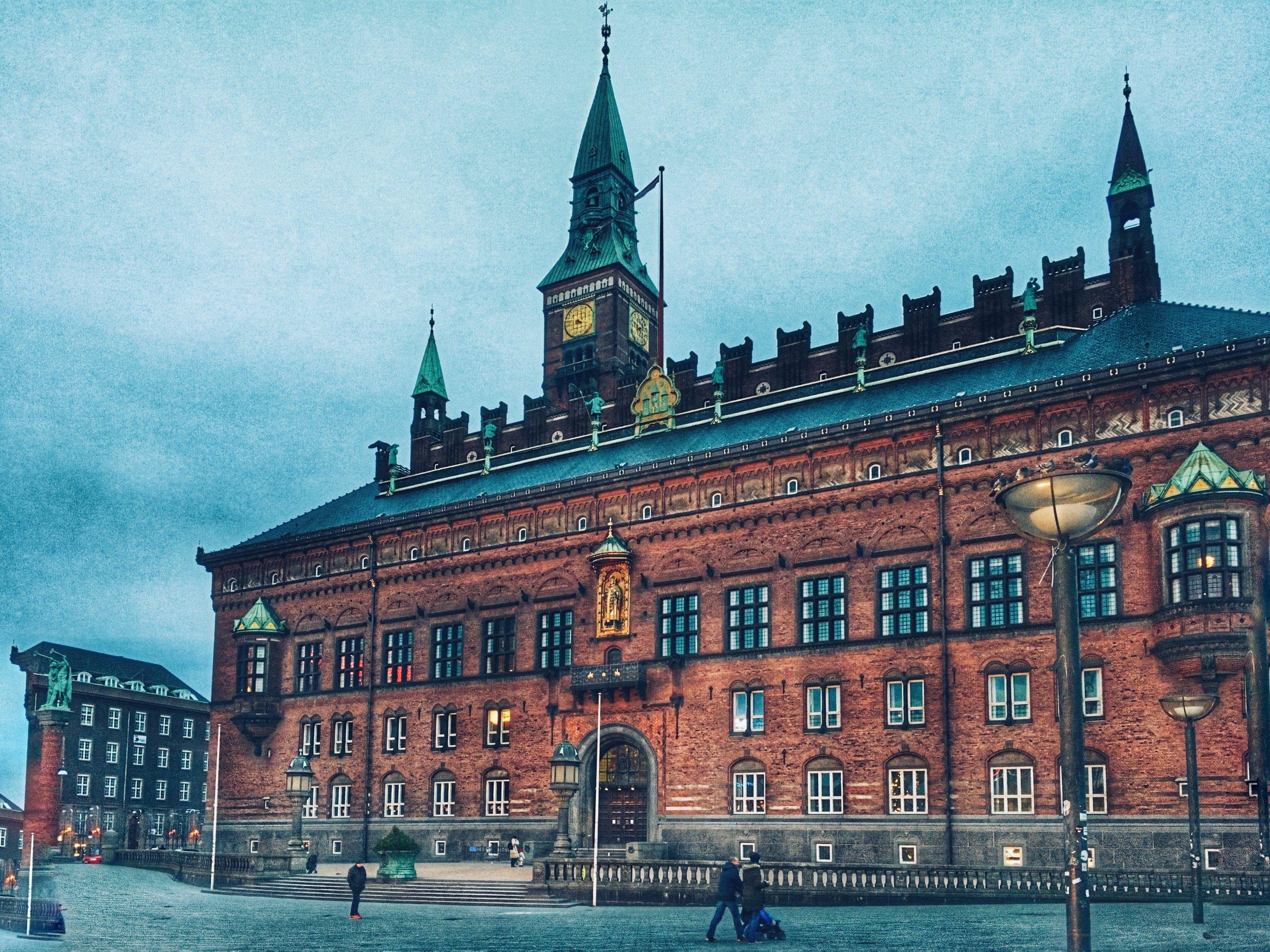 Copenhagen - working on it