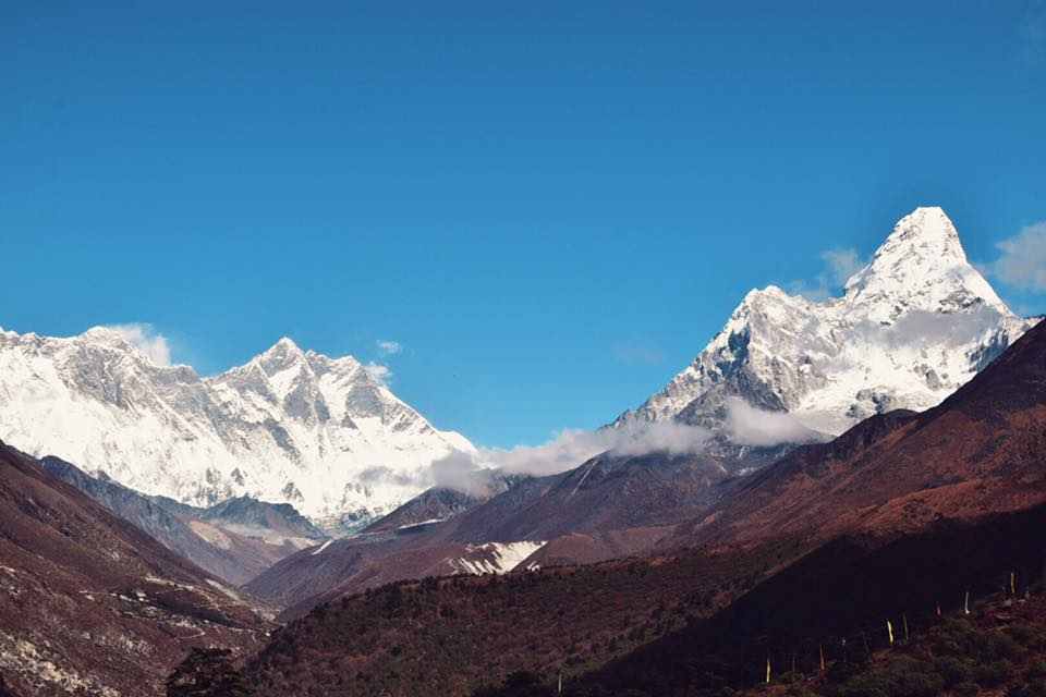 Everest Base Camp Trek - (self guided)