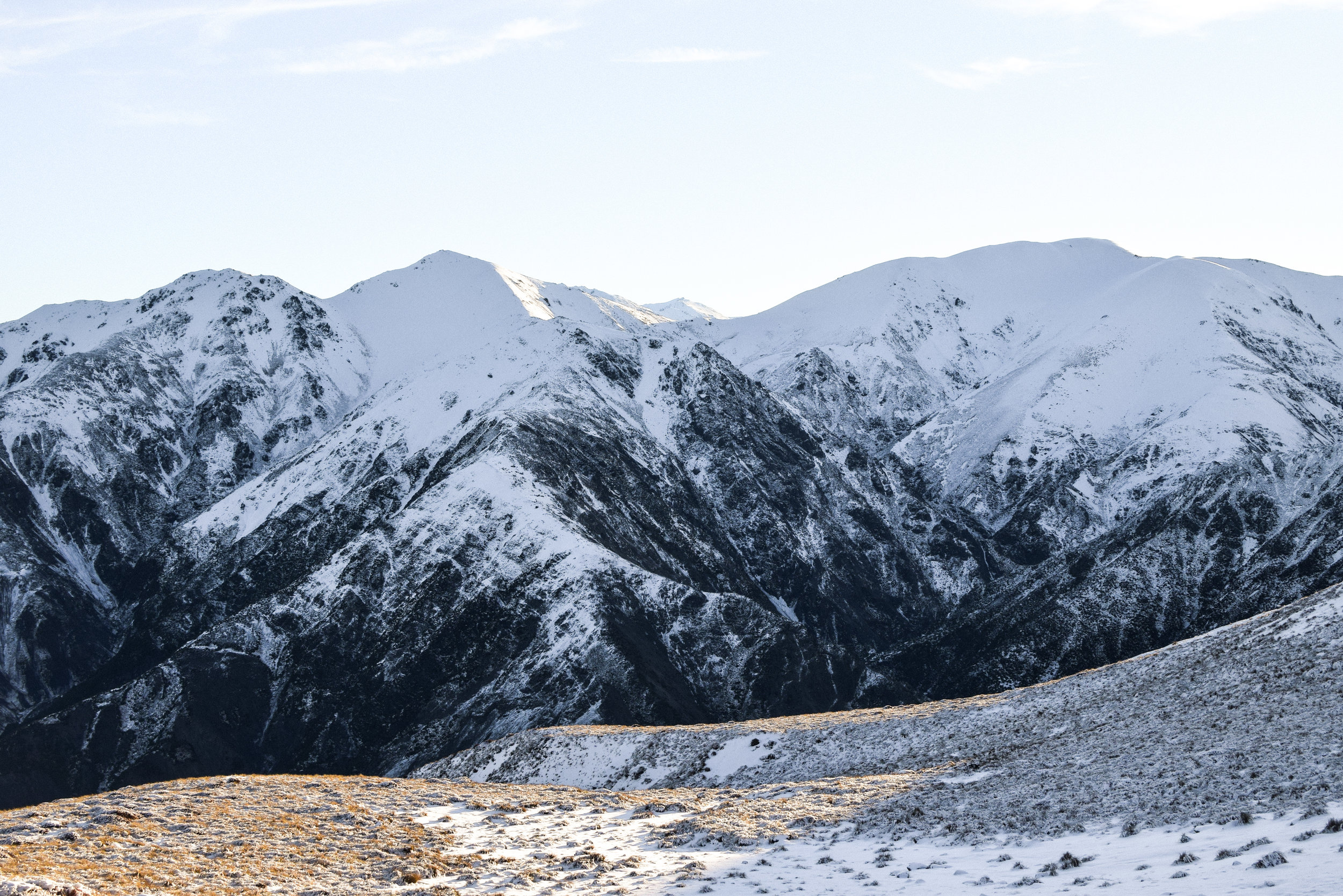 Winter Stories of NZ - all things cold, white and goooooood