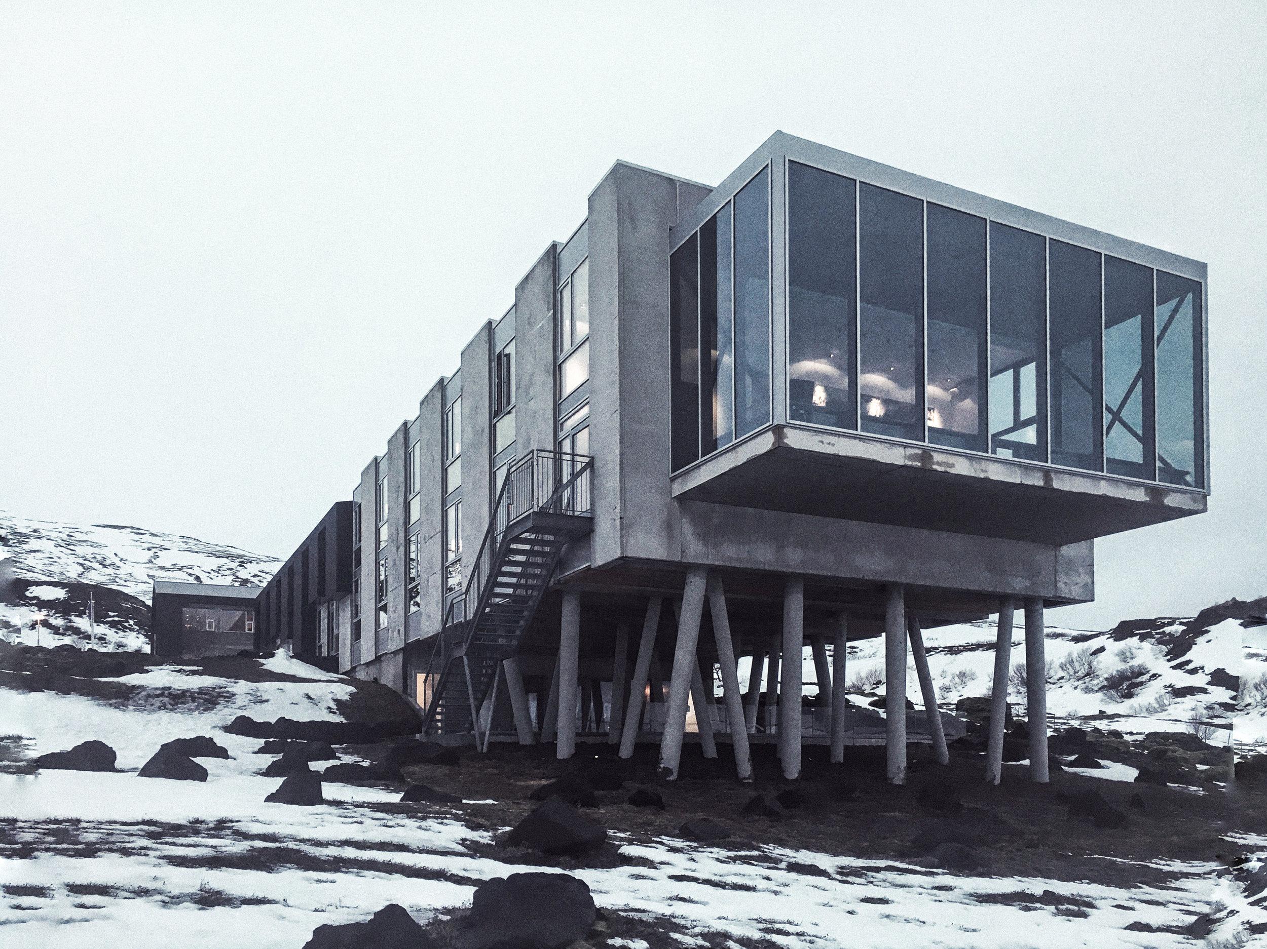 Architecture or Adventure -