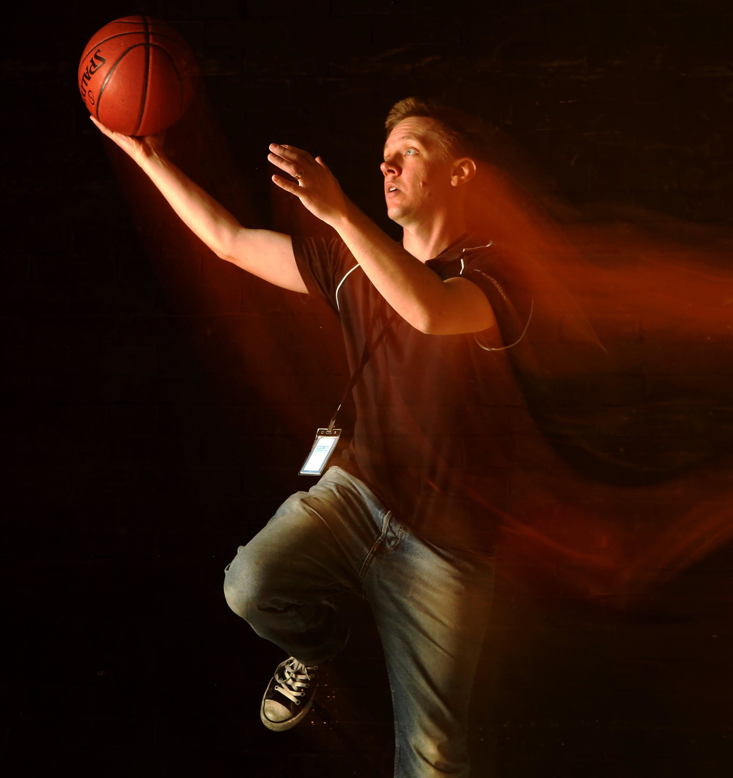 Photographer. Family Man. Basketball Tragic