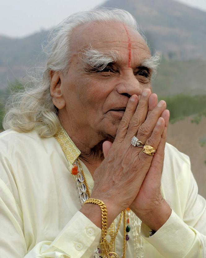B.K.S Iyengar (1918 - 2014)