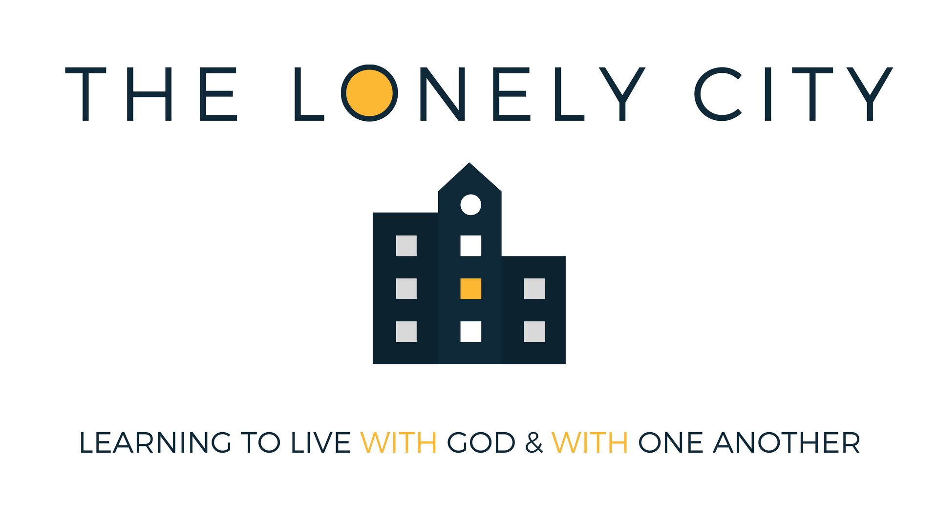 THE LONELY CITY - The epidemic of loneliness is being experienced all across the globe, in almost every place where people are. However, there is a particular sting to being lonely in the middle of a city like New York. In this series we explore this issue of loneliness and how Jesus ministers to us in that painful place.