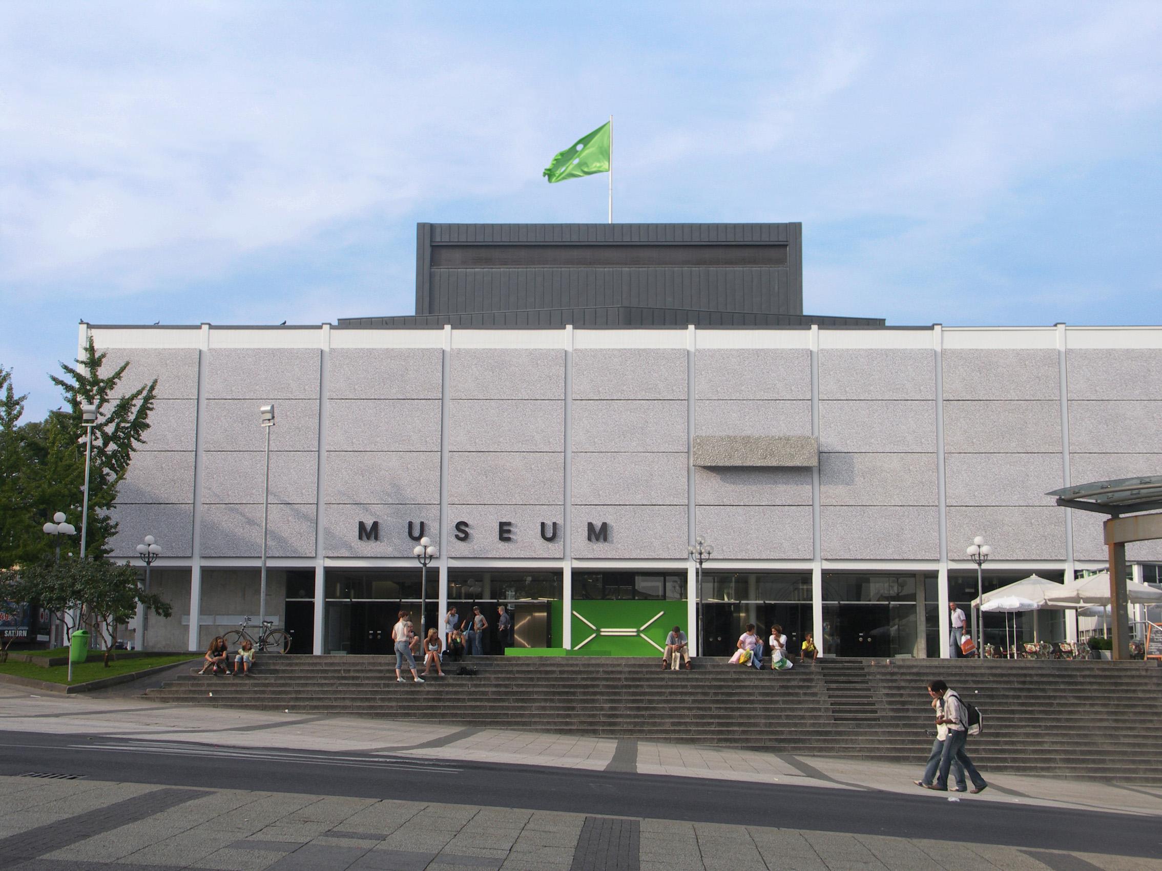 Museum X, Mönchengladbach - Mediatex® Bermuda