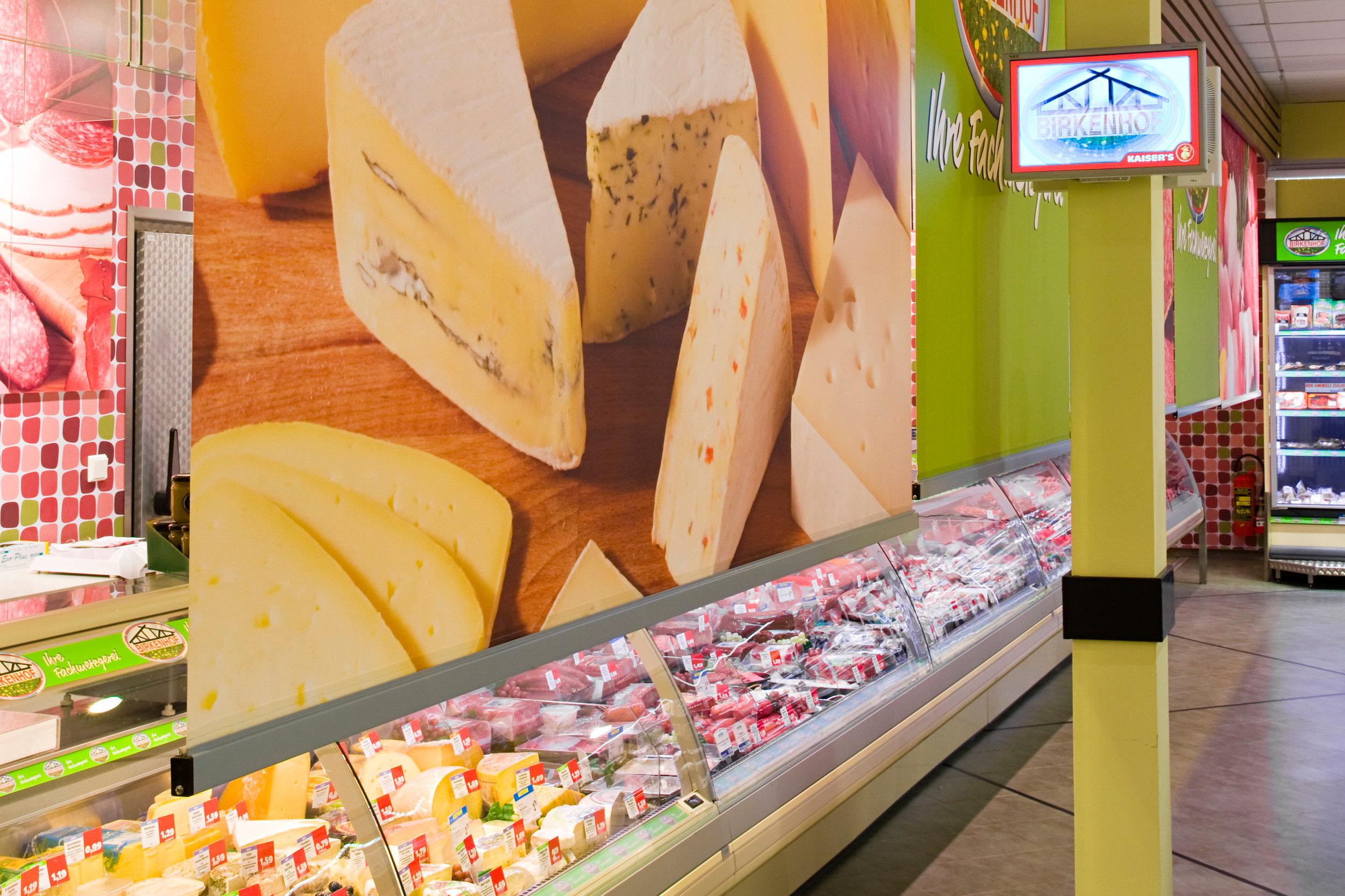 Supermarket, Germany - Mediatex® Bermuda