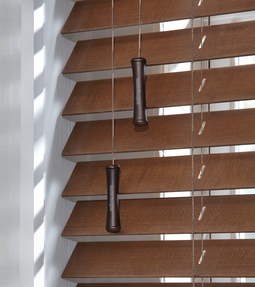 Wood Blinds -