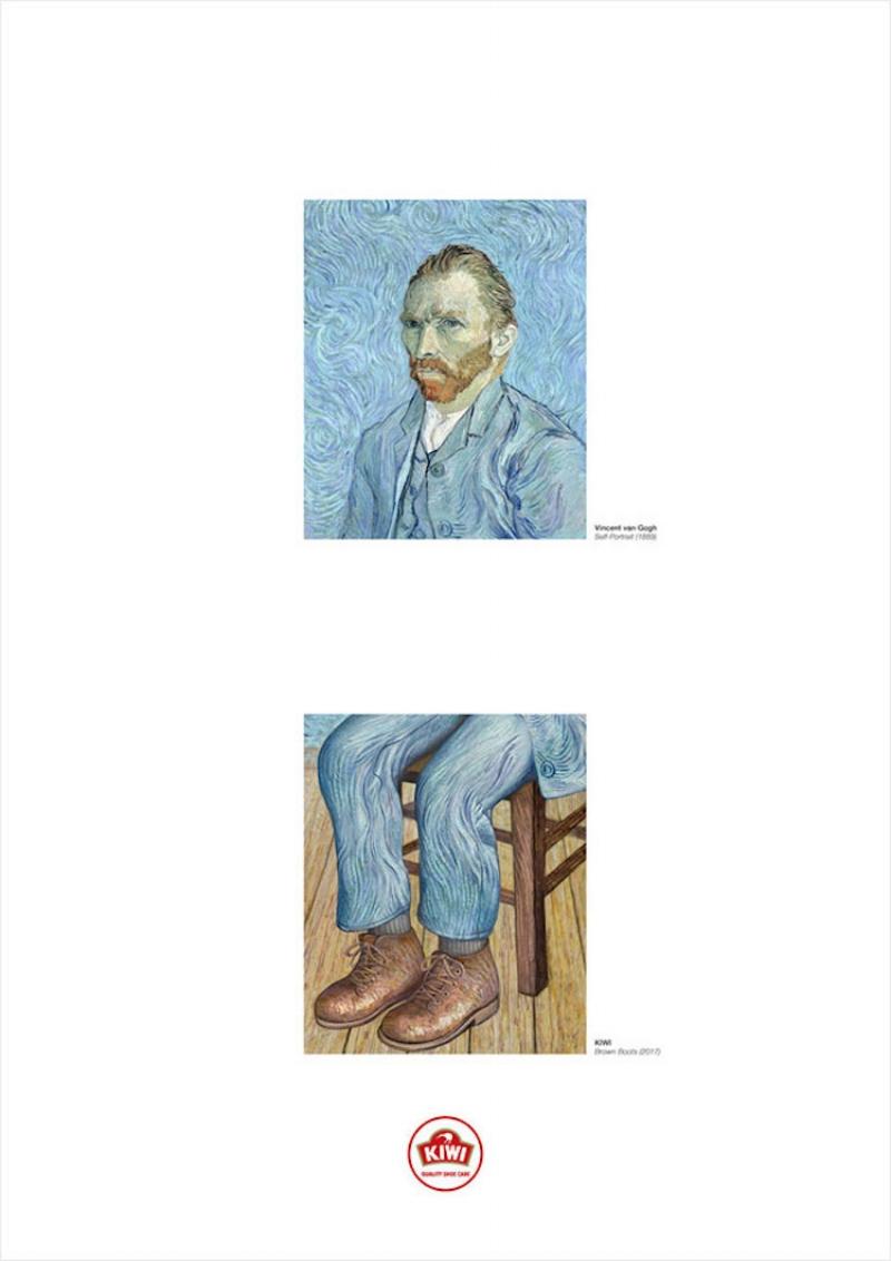 Chân dung tự hoạ của Vincent van Gogh