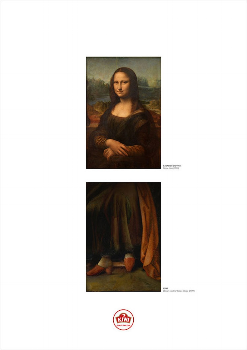 Mona Lisa của Leonardo De Vinci