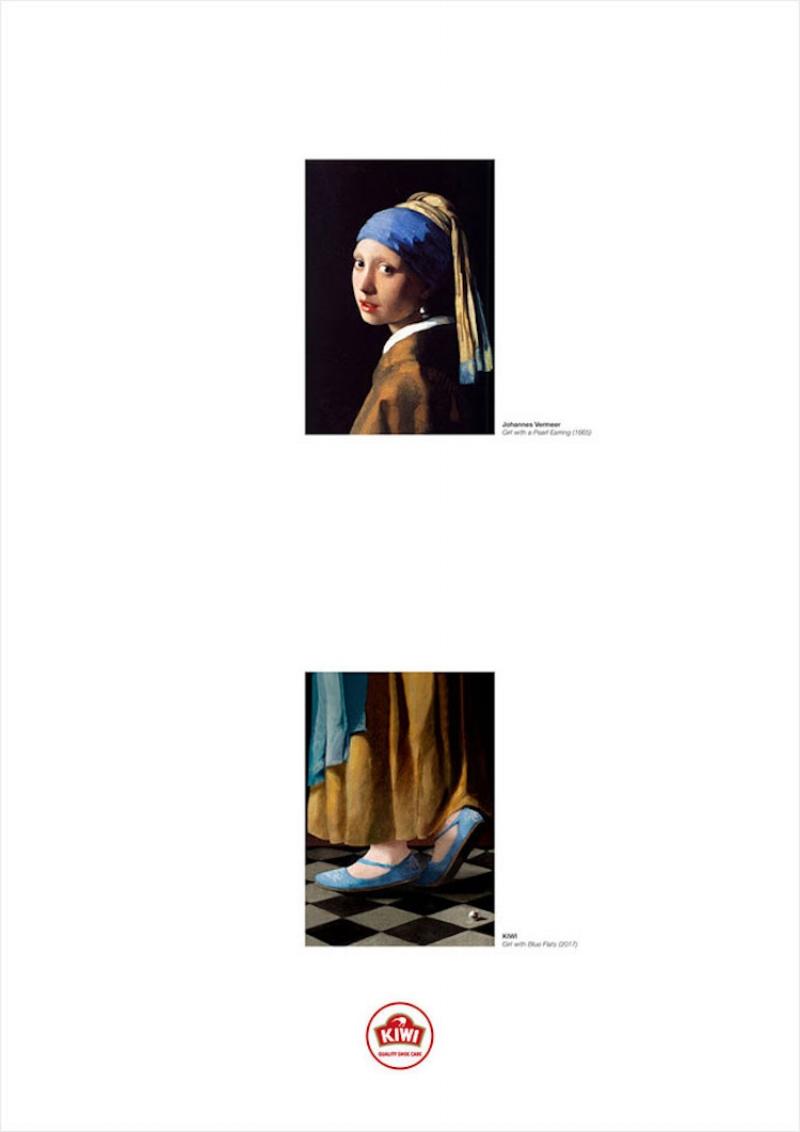 Cô gái với một chiếc khuyên tai ngọc trai bởi Johannes Vermeer P