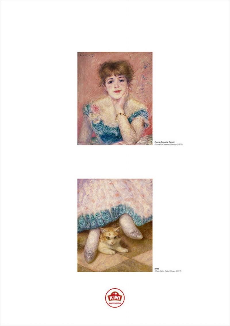 Chân dung Jeanne Samary ierre-auguste Renoir