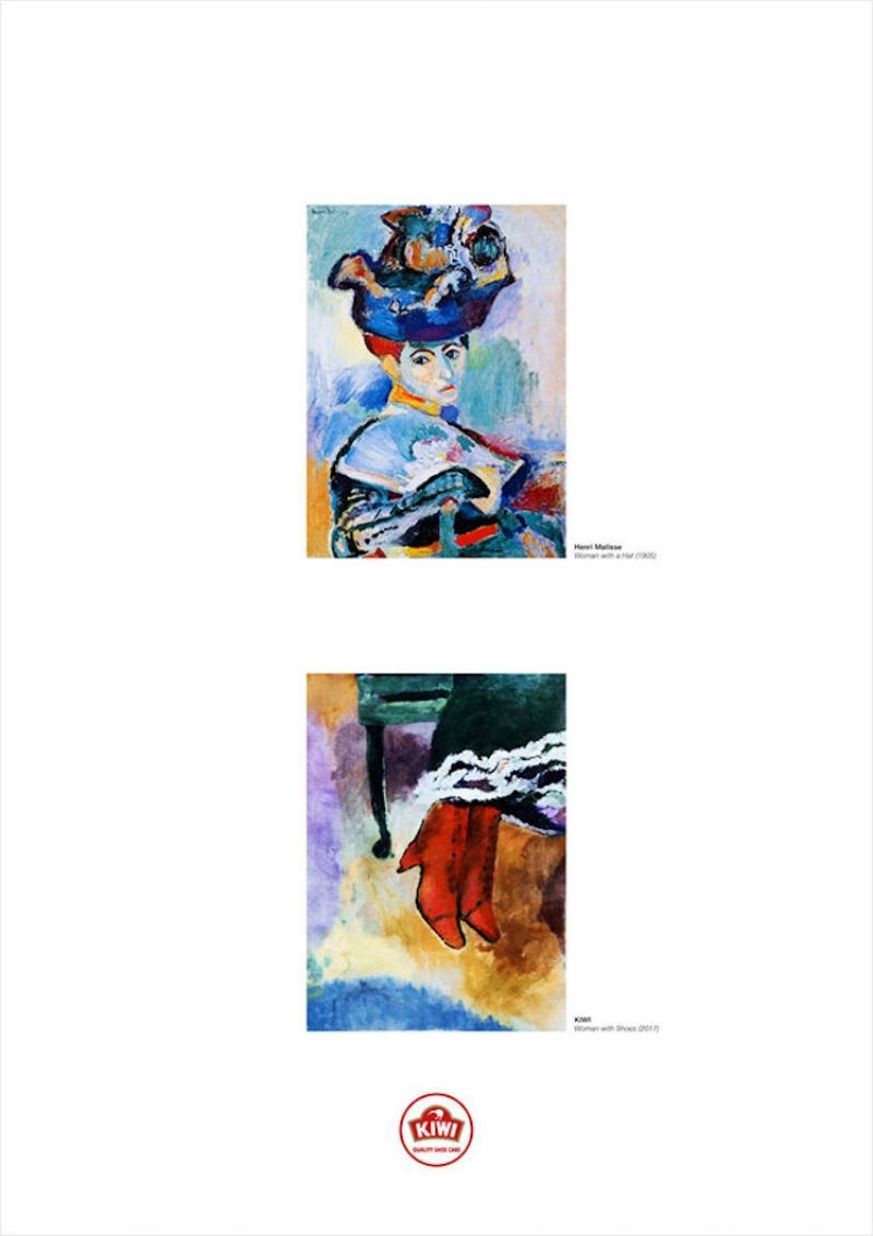 Người phụ nữ với chiếc nón bởi Henri Matisse