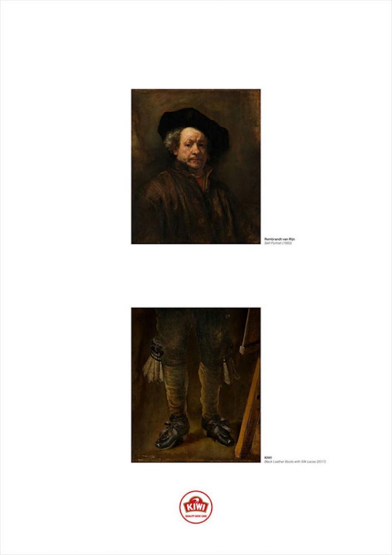 Chân dung tự hoạ bởi Rembrandt Van Rijn