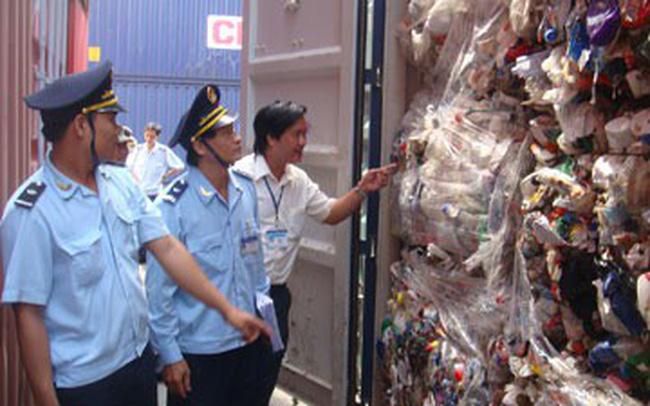 Kiểm soát phế liệu nhập khẩu đang là yêu cầu cấp thiết để bảo vệ môi trường Việt Nam. Ảnh chỉ có tính chất minh họa.