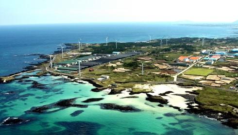 Nhà chức trách Đảo Jeju đang nỗ lực giảm phát thải khí CO2, giữ bầu không khí sạch cho người dân và du khách.