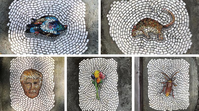 Những tác phẩm nghệ thuật đầy màu sắc của Jim Bachor.